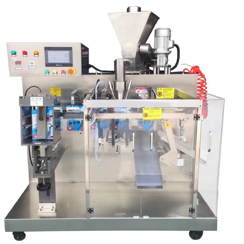 Laundry liquid packaging machine Featured Image
