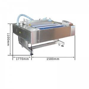 nut vacuum packing machine