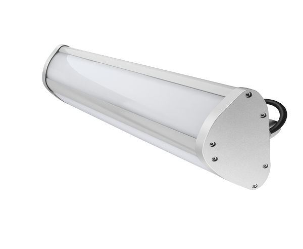 Brightness and energy-saving amazing! LED Linear High Bay lights lighting applied for industrial areas