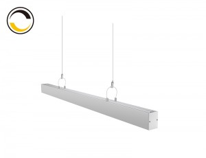 OEM Manufacturer Black Linear Light Fixture -