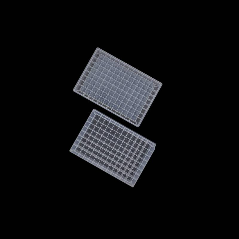 Factory wholesale 2ml Polypropylene Deep Well Plate - 1.2ml 96 Square well plate – ACE