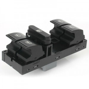 Power Window Switch 1Z0959858B For Skoda Fabia Octavia II Combi Hatchback Yeti