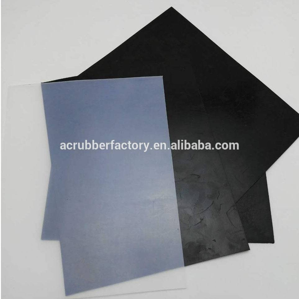 silicone laminate sheet silicone 0.5 ,1 mm silicone rubber sheet