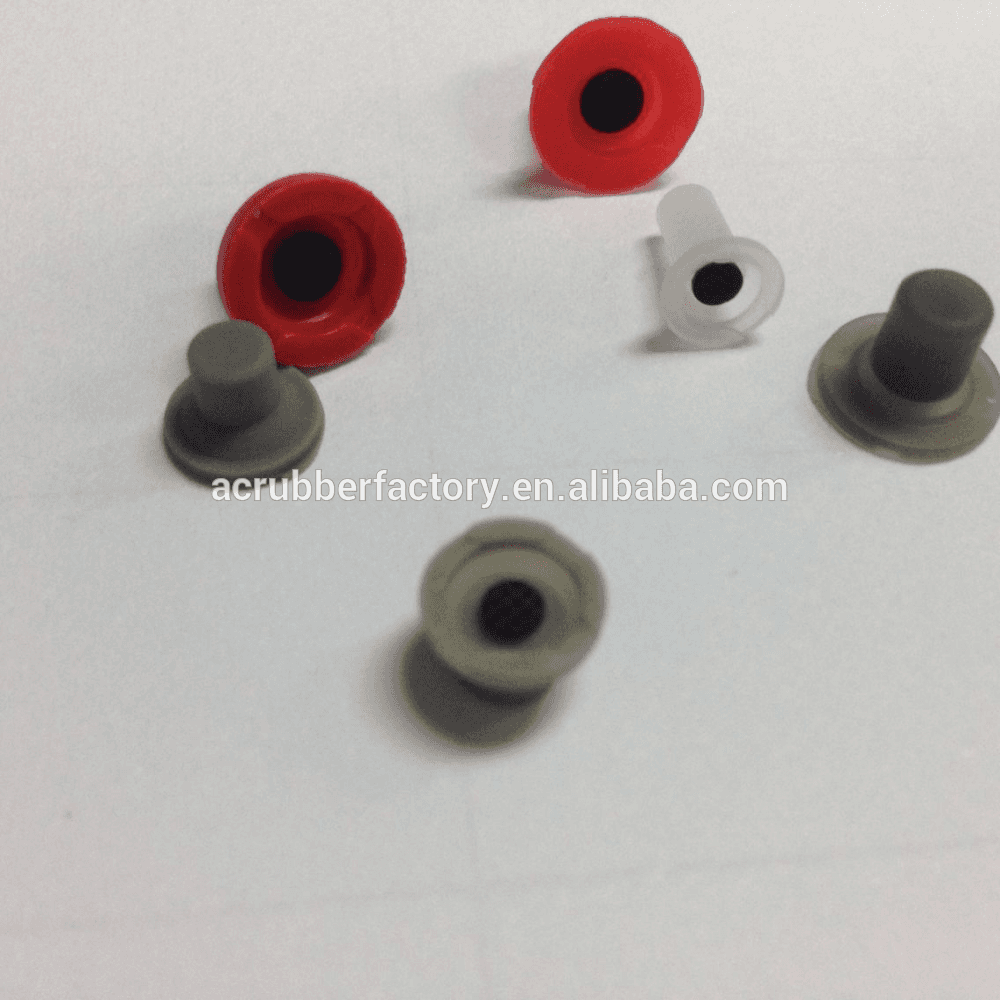 silicone rubber push buttons for night vision silicone rubber button pad flat round silicone rubber push buttons