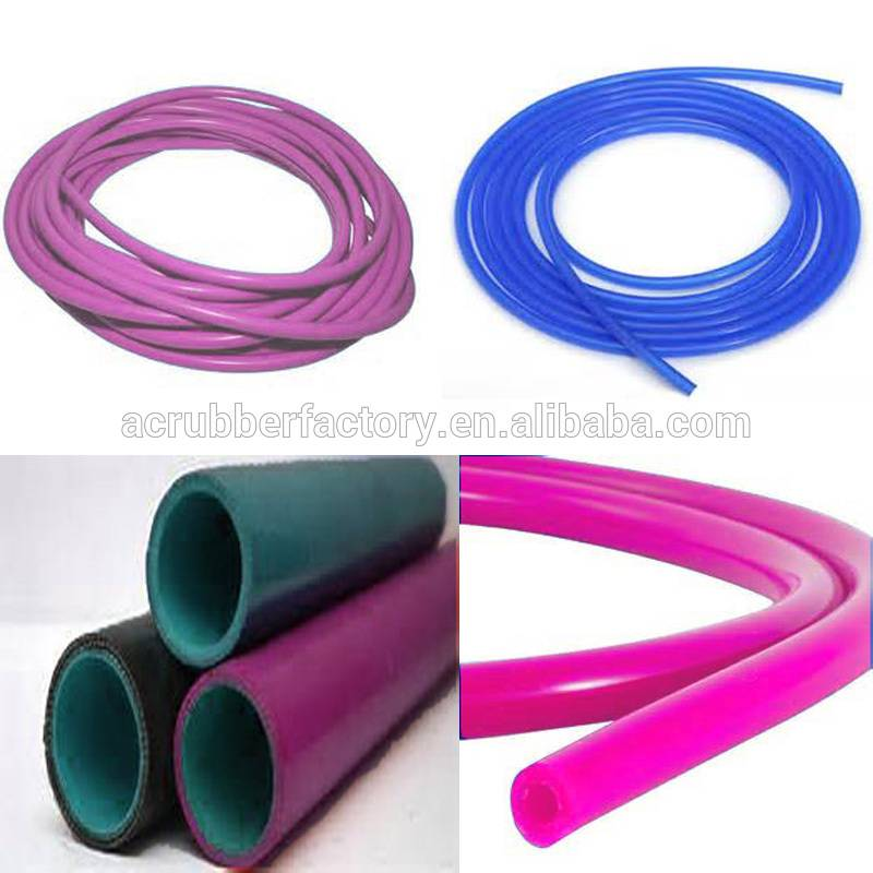 HNBR rubber lined pipe silicone water pipe rubber pipe