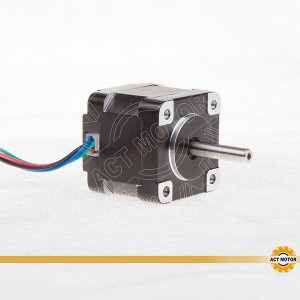 Two-Phase, Four-Phase Hybrid Stepper Motor 11HS