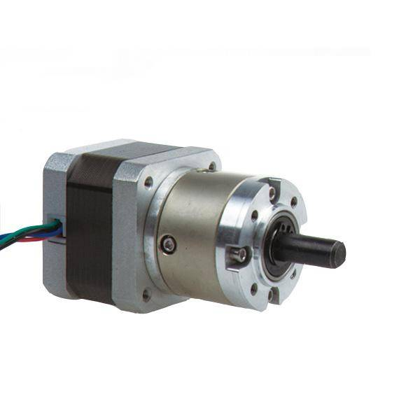 China wholesale 42mm Gearbox Stepping Motor -