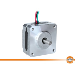 Two-Phase, Four-Phase Hybrid Stepper Motor 16HS