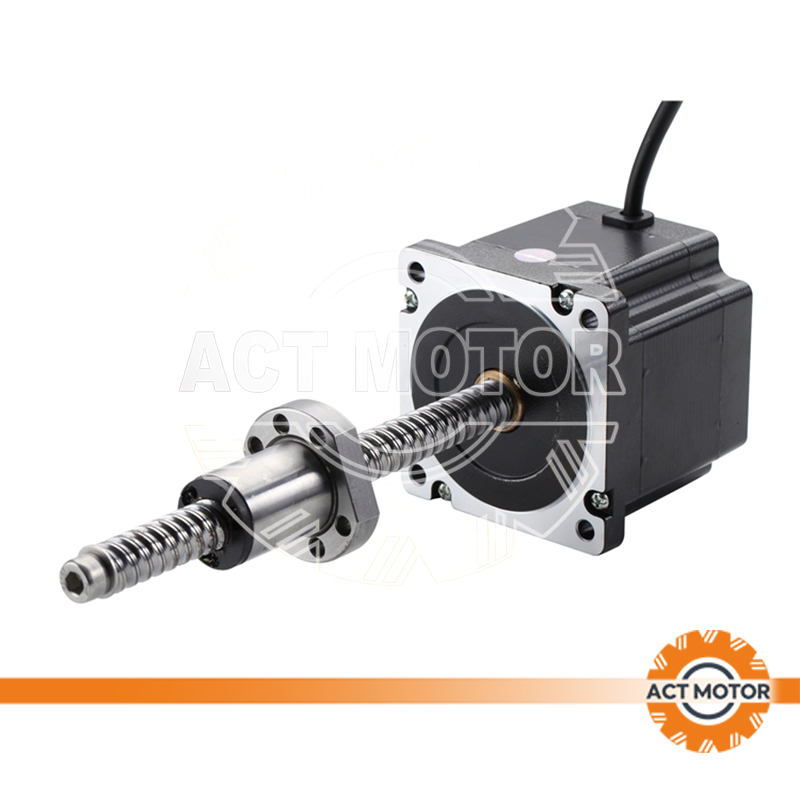 Ball screw stepper motor Nema14 35BYG 14HS Featured Image