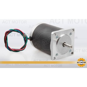 Two-Isigaba, Four-Isigaba Hybrid Stepper Motor 34HY