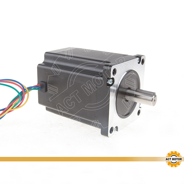 OEM/ODM Manufacturer Nema 17 Encoder Stepper Motor -