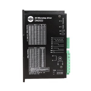 Professional China Digital Stepper Servo Driver - Two-Phase, Four-Phase Hybrid Stepper Motor Driver DM2522 – ACT