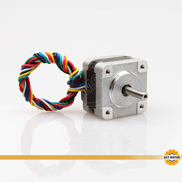 8 Year Exporter Gear Reducer Stepper Motor -