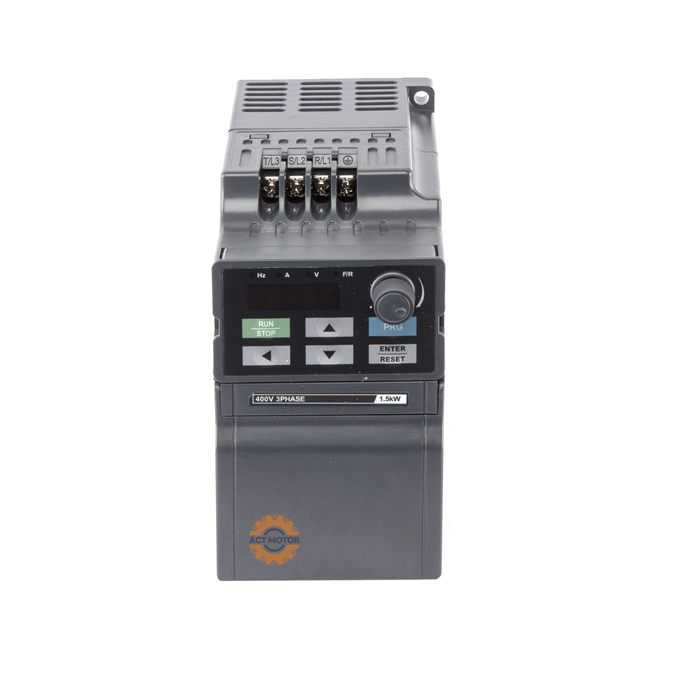NEW!3.7KW Compact Vector Control VFD frequency converter 220V/380V Featured Image