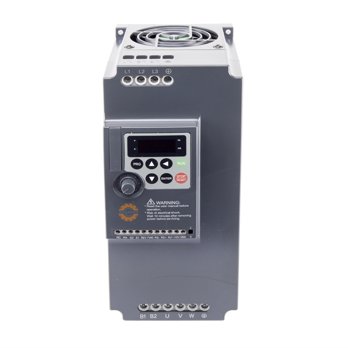 ACT Micro&Economic 7.5KW VFD frequency converter 220V/380V spindle motor CNC Featured Image