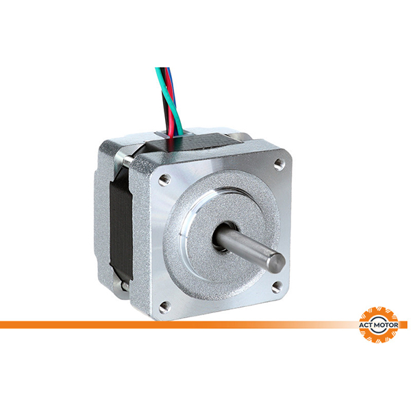 Factory Supply Stepper Motor With Encoder -