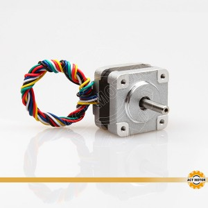 Two-Phase, Four-Phase Hybrid Stepper Motor 14HM