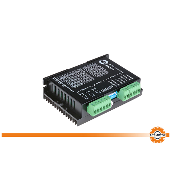 Professional China Digital Stepper Servo Driver -