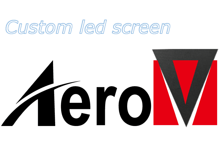 AeroV Custom LED Dispaly