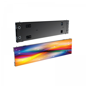 Factory Free sample Video Display Led Screen Trailer -