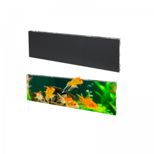 2017 China New Design Outdoor P8 Ultra Slim Led Screen -