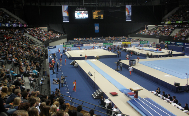 World Women Gymnastics
