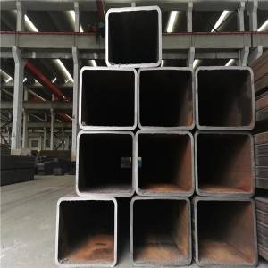S355JR Square Welded Steel Pipe