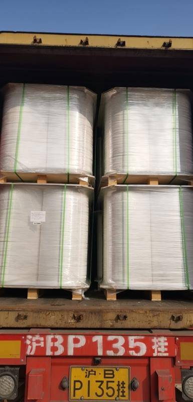20 Pallets Straw Wrapping Paper To KSA