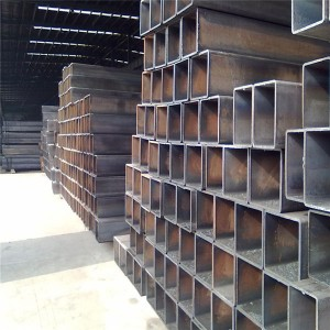ST37-2 Square Steel Tube