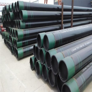 Discount wholesale New Product Ape Tube Tube Oil Casing Pipe In Steel Pipes