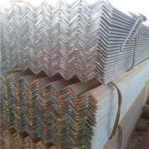 Popular Design for Q345 Q235 Equal /unequal Angle Steel Ss400 Hot Rolled Iron Steel Angles Bar