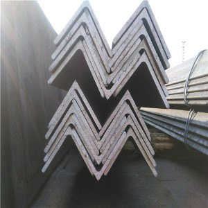 China Building Material L Shape Angle Steel Bar