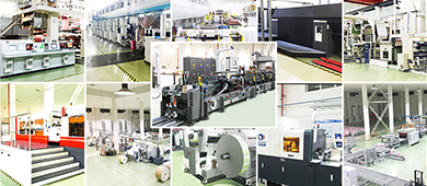 Producing charta Equipment