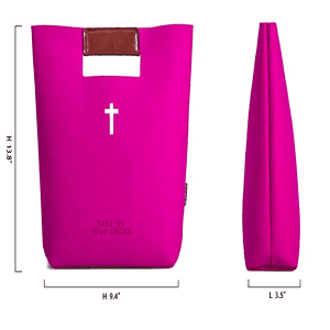 China OEM Christian Cute Bible Tote Carrying Bag For Women