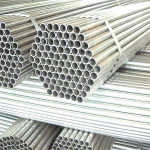 Factory making 3/4 Inches Galvanized Steel Pipe Gi Pipe