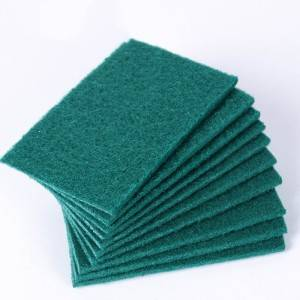 Heavy Duty Scouring Pads Household Scrubber