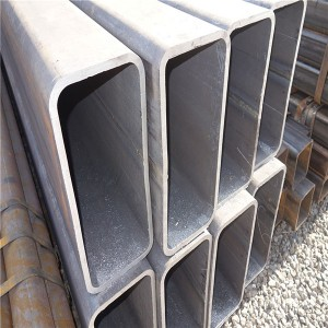 ASTM A53 Rectangular Steel Tube