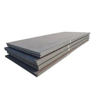hot rolled 0.9mm thin steel plate For Pad Print