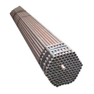 A106 GrB High Pressure Steel Pipe
