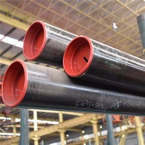 China Manufacturer for Hot Design Gb8162 Standard Carbon Seamless Steel Pipe And Tube For Pipeline
