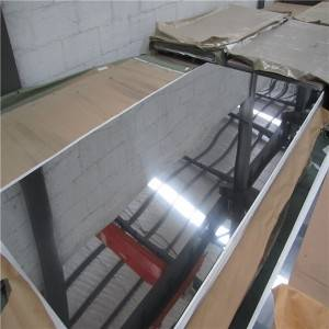 China High Quality TISCO  316L Stainless Steel Plate Sheet Prices