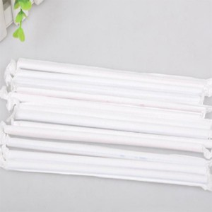 Paper Straws Wrapping Paper