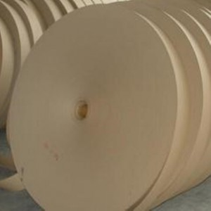 Factory Customized Brown Kraft Paper Roll For Sale