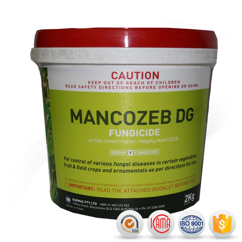agrochemicals fungicides Mancozeb 80% WP with reasonable price