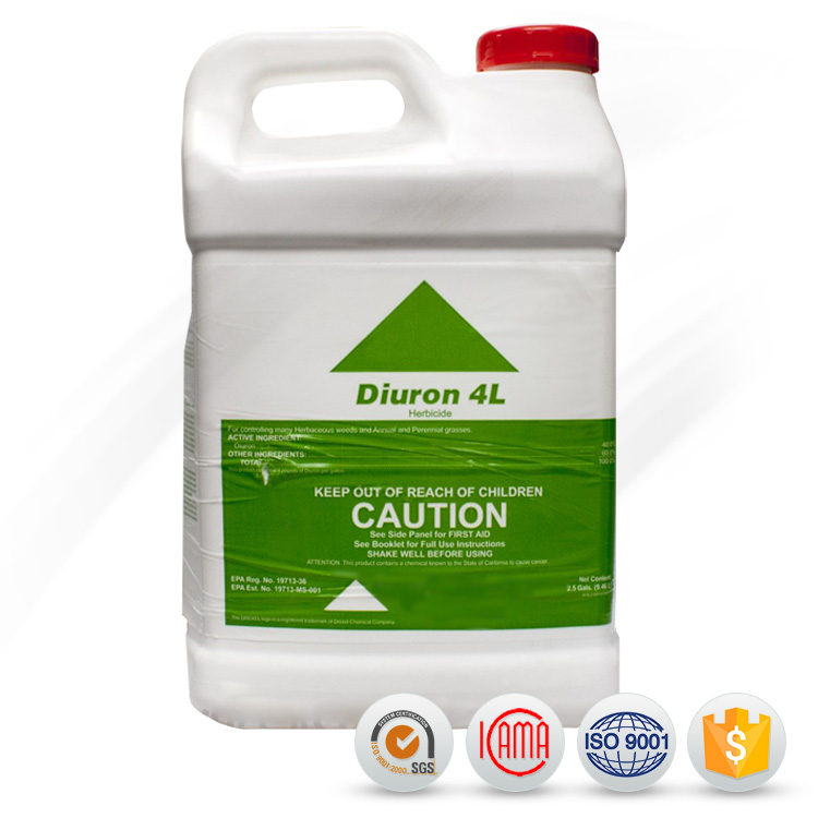 Chemical Herbicide Diuron 80% WP