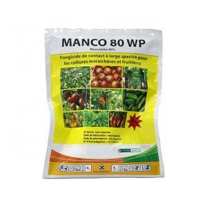 Best selling agrochemicals fungisida  fungicides Mancozeb 80% WP for roses rust
