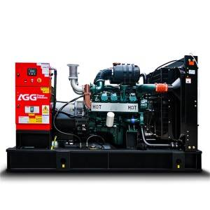 2019 Good Quality Single Phase Diesel Engine Generator – D500D6-60HZ – AGG Power