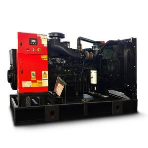 OEM/ODM Factory 200kva Silent Power Diesel Generator With Cooling Fan