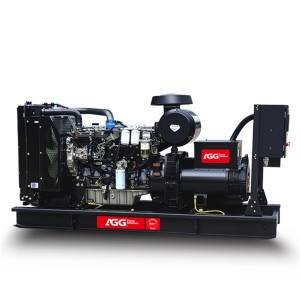 OEM Manufacturer Open Type Diesel Generator -