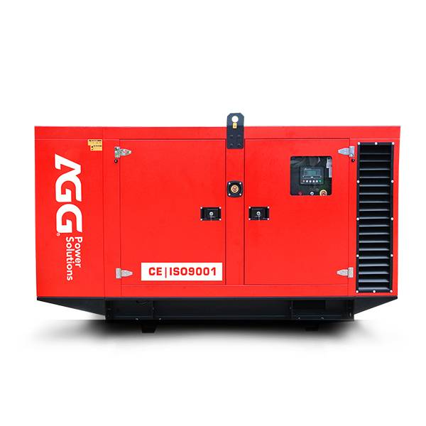 China Factory for Soundproof Electric Generator -